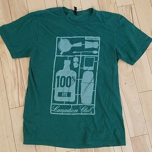 Other - Canadian Club T-shirt